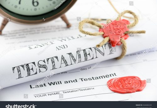 Wills and Estate planning & Trustee Services